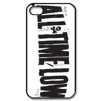 All Time Low Case for Iphone 4/4s Petercustomshop-IPhone 4-PC01209