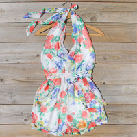 The Casablanca Romper