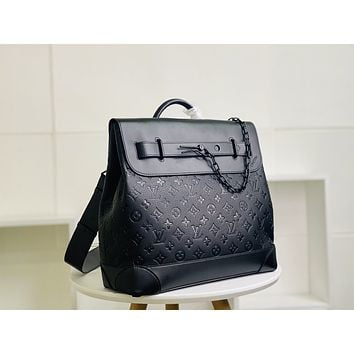 LV Louis Vuitton Shoulder Bag Lightwight Backpack Womens Mens Bag Travel Bags Suitcase Getaway Travel Luggage 38*39*15CM