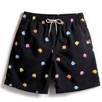Pac-Man Beach Shorts