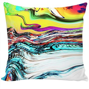 Slip And Slide Couch Pillow
