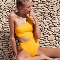 Free People Claudia One Piece Swimsuit