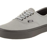 Vans Unisex Authentic (C&D) High Rise/Pewter Skate Shoe 5