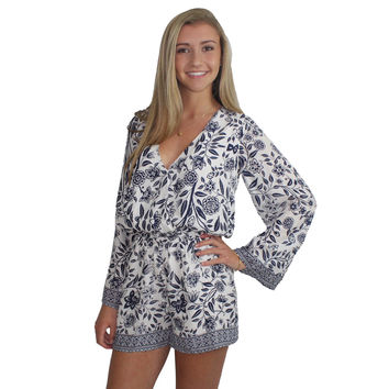 Ornate Romper by Ministry of Style