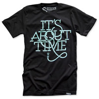 IT'S ABOUT TIME (BLACK)