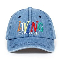 Living Savage Cap