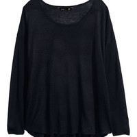 H&M Oversized Sweater $19.95