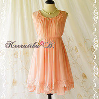 Pink Blush Simple Dress Sleeveless Design Simply Party Dress Prom Cocktail Dress Wedding Bridesmaid Dress Lace Hemmed Beaded Neckline US 4-8