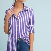 Quinn Striped Buttondown