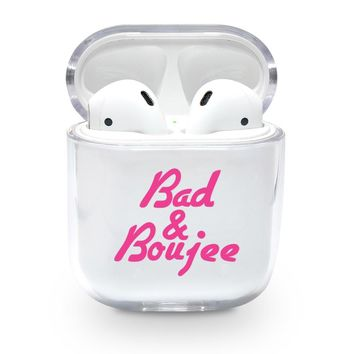 Bad and Boujee Airpods Case