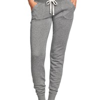 Old Navy Womens Terry Fleece Skinny Sweatpants