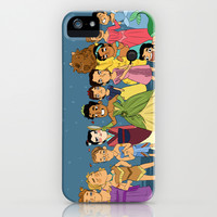 babes iPhone & iPod Case by Little People   Society6
