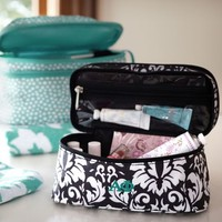 Greek Ultimate Makeup Travel Pouch