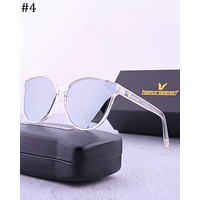 Gentle Monster 2018 new polarized personality tide brand women's fashion color film sunglasses #4