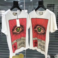NEW 100% Authentic 2018ss Gucci T Shirt d017