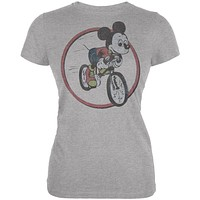 Mickey Mouse - Bike Juniors T-Shirt