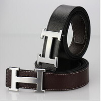 NEW HERMES BELT MEN'S WOMEN'S REAL LEATHER BELTS
