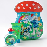 """The Smurfs """"Grouchy"""" Fragrance Gift Set"""