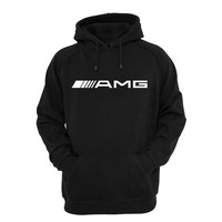 AMG Mercedes Hooded Top Hoodie Unisex Men Sizes S-2XL, Multiple Colours EURO SIZE XS-2XL