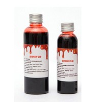 Hot Halloween Ultra-realistic Simulation Fake Blood