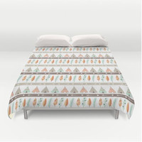 Teepee Tribal Duvet Cover