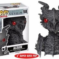 "Funko Pop! Skyrim Alduin 6"" Licensed Vinyl Figure"
