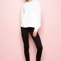 Allie Thermal Top - Tops - Clothing