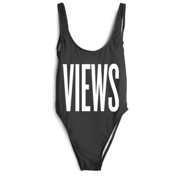 Views One Piece Swimsuit