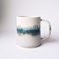 Limited Edition Winter Landscape Mug