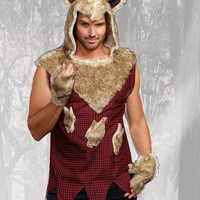 """Big Bad Wolf"" Costume"