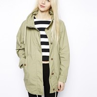 Monki Relaxed Jacket
