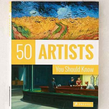 50 Artists You Should Know By Thomas Koster & Lars Roper