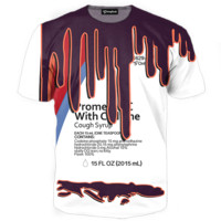 Codeine Cough Syrup Tee