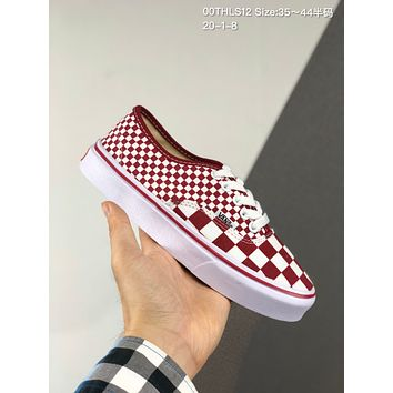 Vans Authentic cheap mens and womens Fashion Canvas Flats Sneakers Sport Shoes