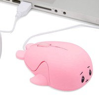 Whale USB Computer Mouse