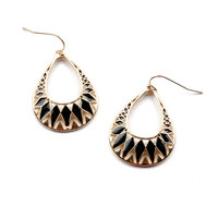 Moroccan Sun Earrings