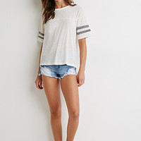 Varsity-Striped Top