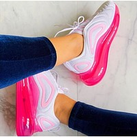 Nike Air Max 720 Women Classic Air Cushion Sport Running Shoes Sneakers