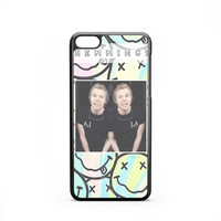 5 Seconds of Summer 5SOS Hemmings iPhone 5c Case