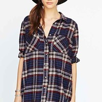 BDG Bobby Flannel Button-Down Shirt-