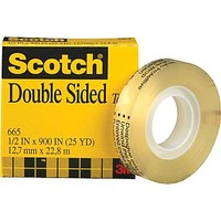 Scotch® Permanent Double-Sided Tape | Staples®