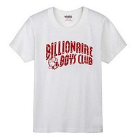 Skateboard Skater t-Shirt  New BILLIONAIRE BOYS CLUB T Shirt BBC T Shirts Men Hip Hop Cotton tshirt O Neck Man Tops Tees Fashion  T-shirt AT_45_3