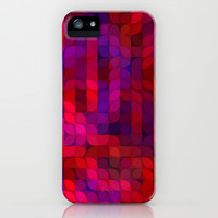Re-Created Laurels XII iPhone & iPod Case by Robert S. Lee