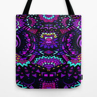 Nightshade Tote Bag by DuckyB (Brandi)