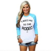 Take Me To The Rodeo