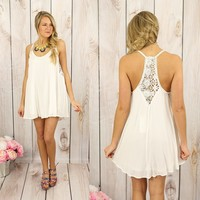 A Flare for Lace Dress