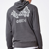 OBEY Flower Pullover Hoodie at PacSun.com