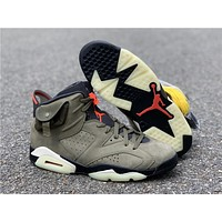 Travis Scott X Air Jordan 6 CN1084-200