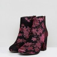 Head Over Heels by Dune Orlina Heeled Boots at asos.com