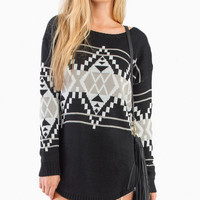 Tribal Conquest Sweater $33